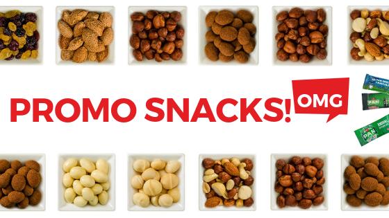 promo snacks